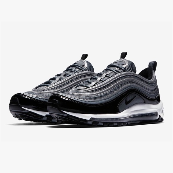 Nike Air Max 97 Black Patent Leather